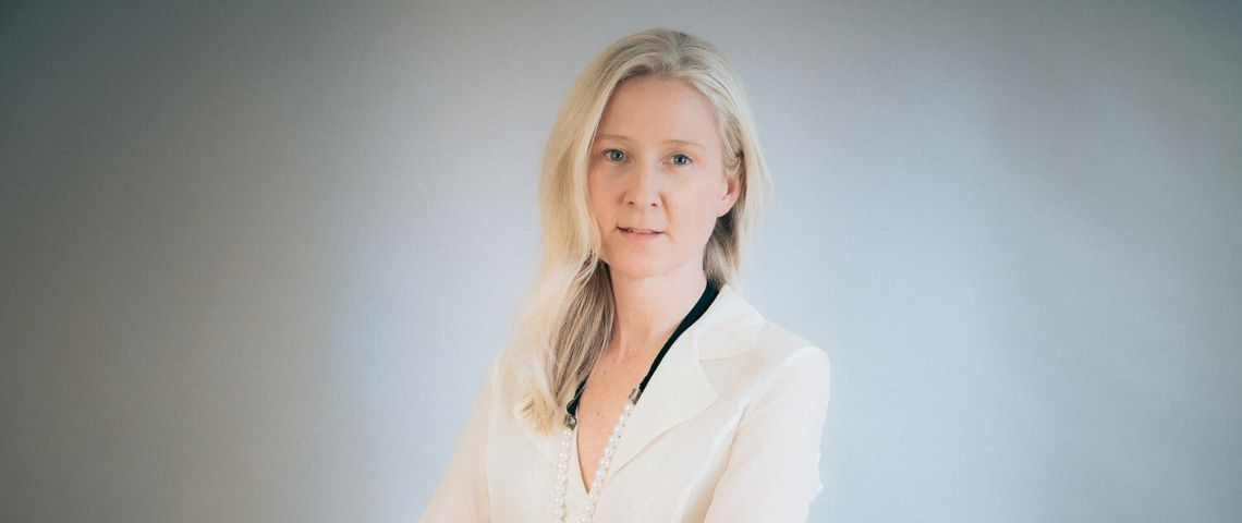 Portrait de Sibylle Le Maire
