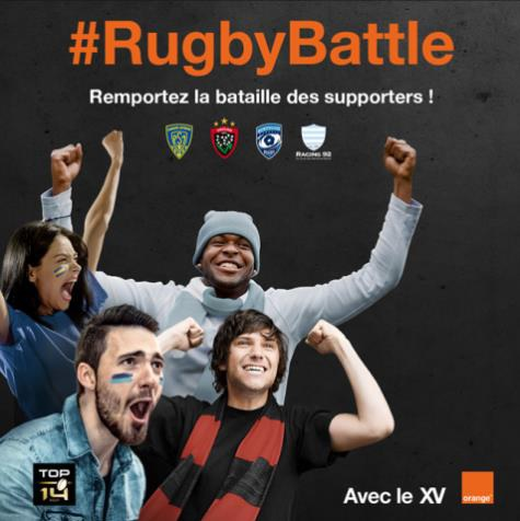 rugby battle