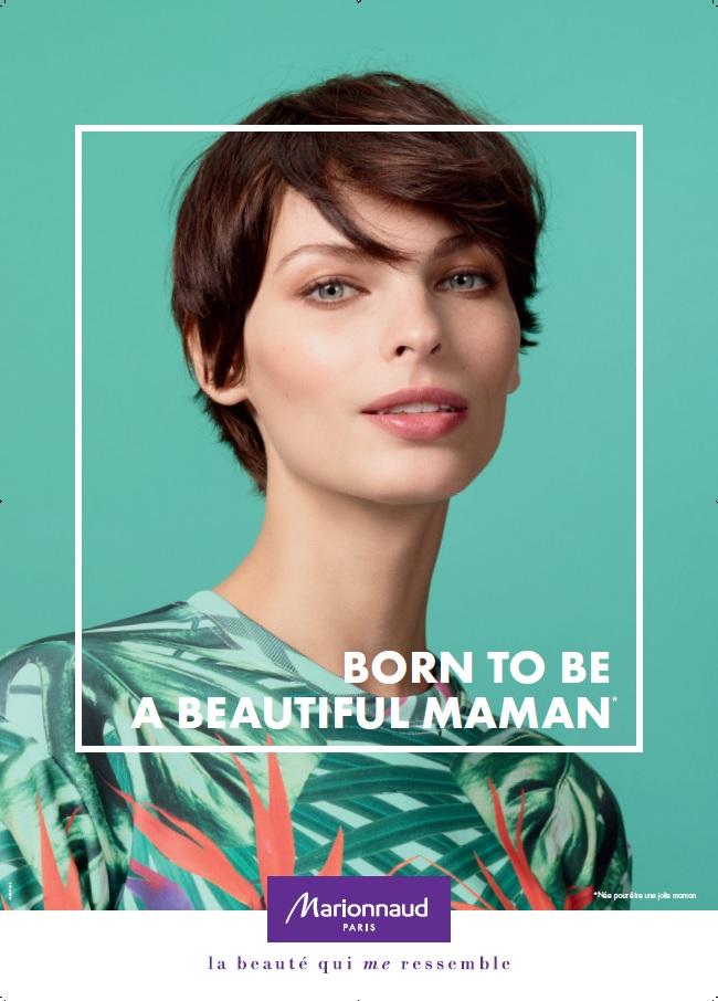 Born to Be a Beautiful Maman » par Marionnaud L'ADN