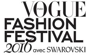 affiche du vogue fashion festival