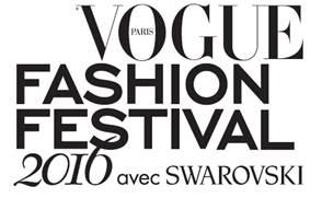 affiche du vogue fashion festival