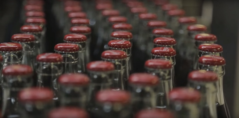 coca cola usine