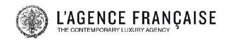 l'agence française logo
