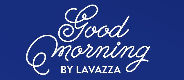 lavazza good mroning