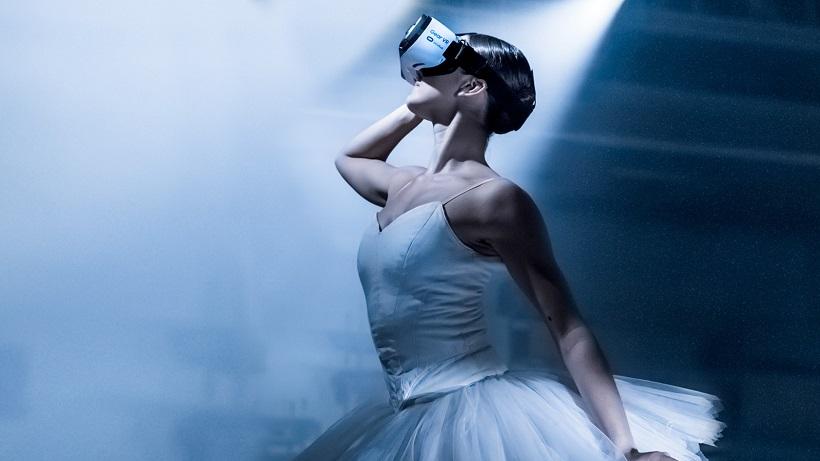 VR ballet