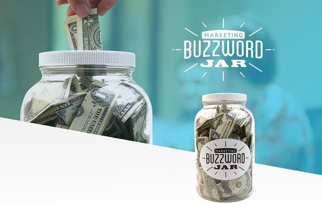 buzzword jar