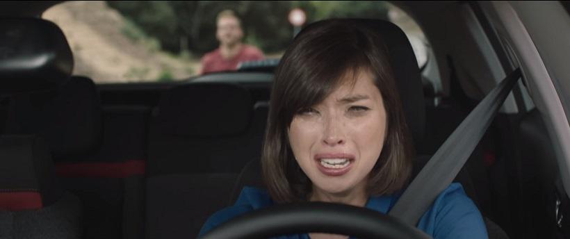 Citroën crying