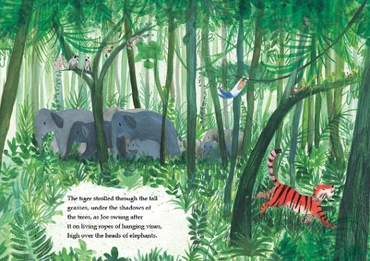book jungle