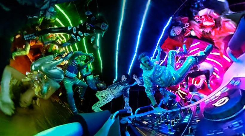 DJ espace