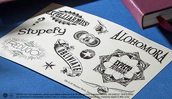 HP sticker