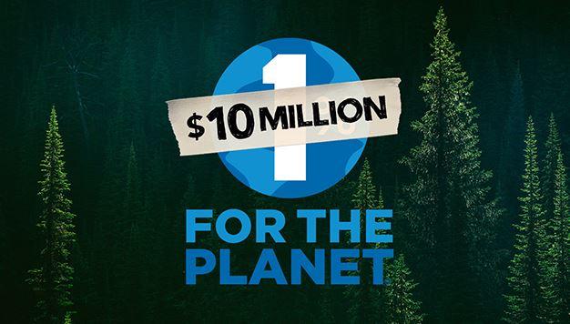 patagonia 10 millions pour la planete