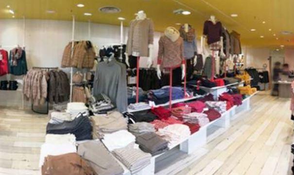 pop up store Camaieu