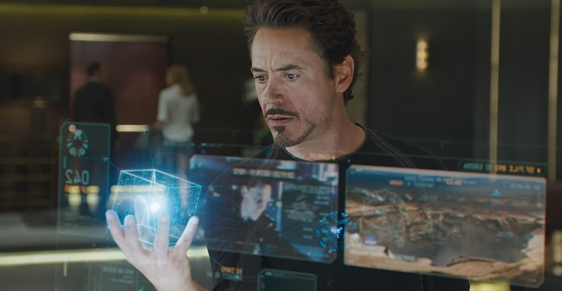 Tony Stark smart