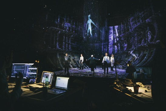 Intel, the Royal Shakespeare Company and the Imaginarium Studios