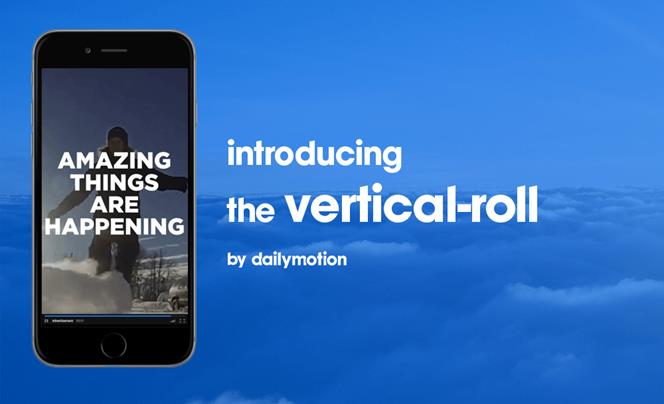 dailymotion vertical video
