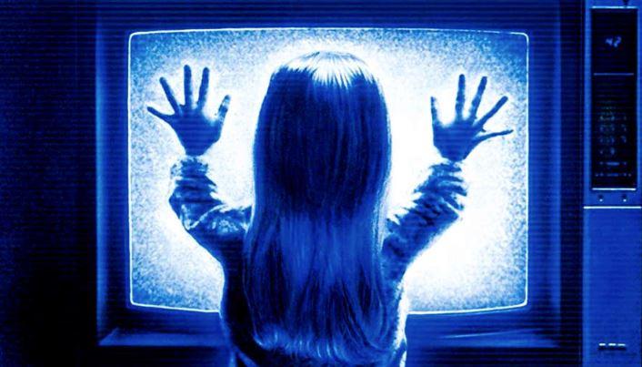 poltergeist enfant peur tv
