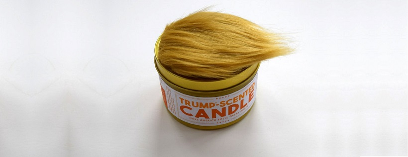 trump candle
