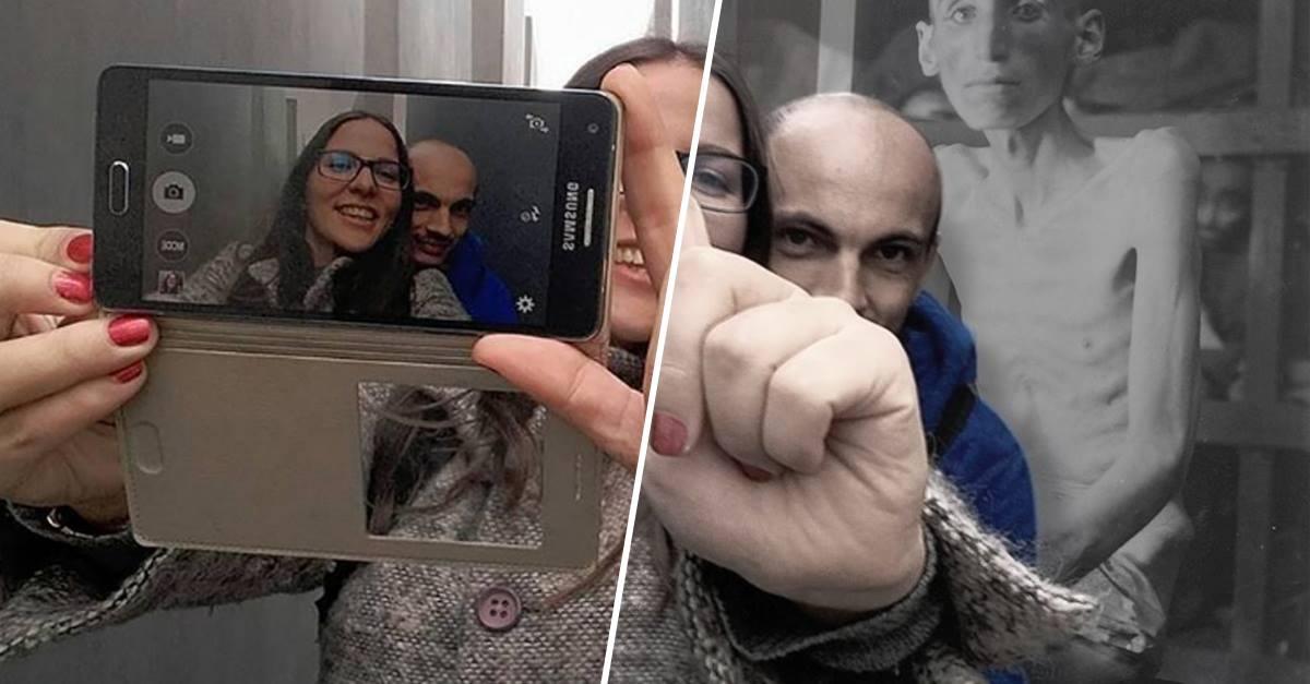 Yolocaust : les photos inappropriées dans l'horreur de la Shoah