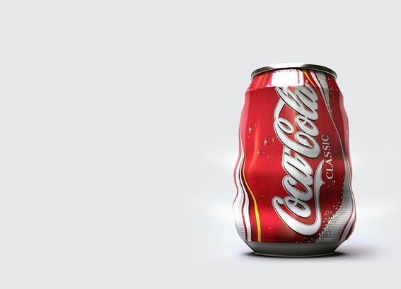 coca cola big