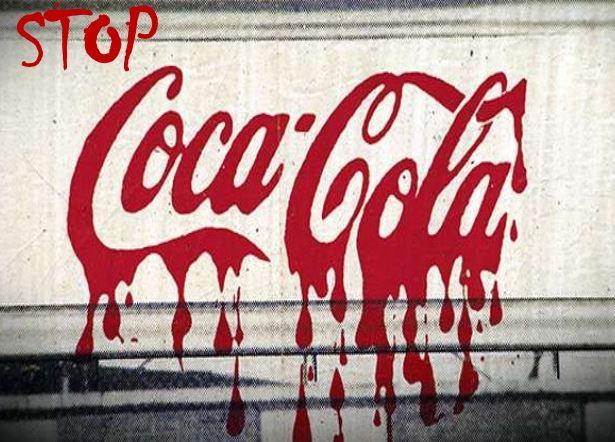 coca cola en berne