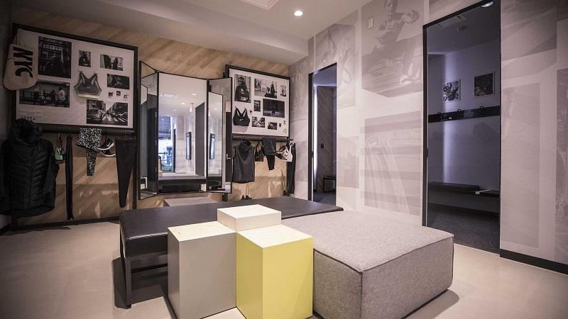 Lounge Nike Soho