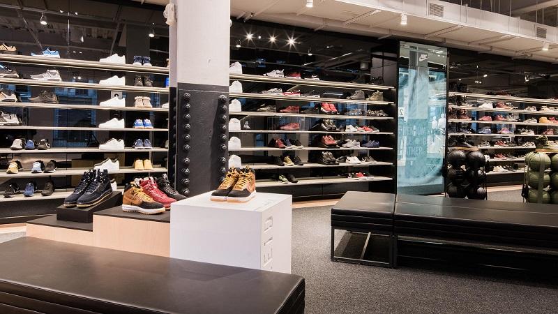 Nike + SNKRS Expérience