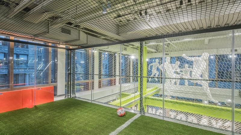 Nike + Soccer Trial Zone