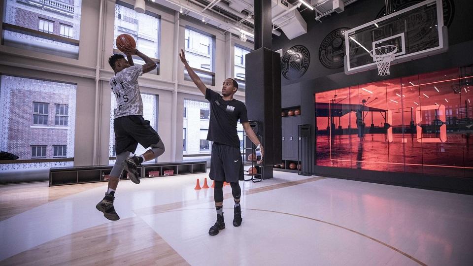 Nike soho Nike Basketball Trial Zone