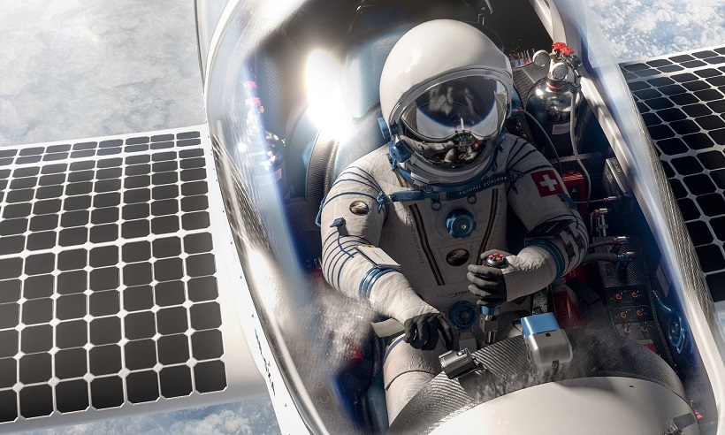 Solar stratos 3