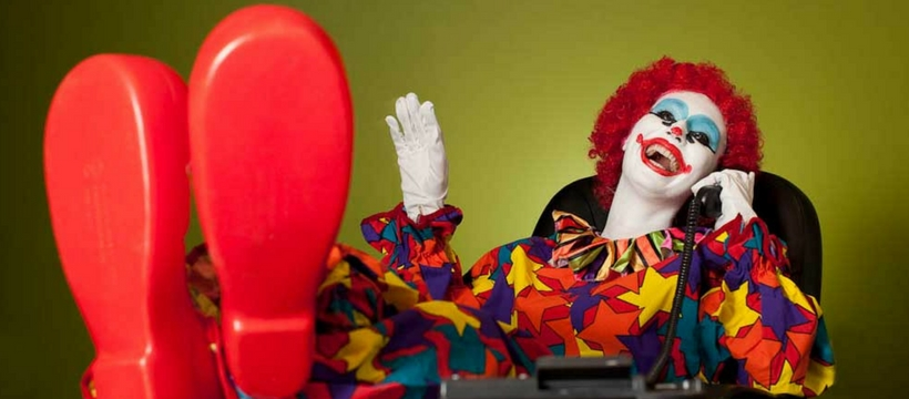 Clown office