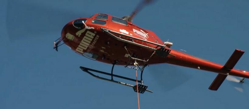 puma-hélicoptère