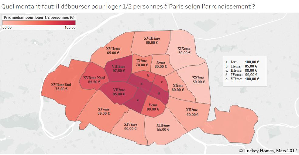 carte_prix_airbnb_arrondissement_paris_luckeyhomes