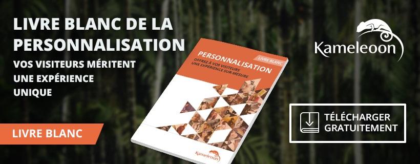 kameleoon-experience-personnalisée