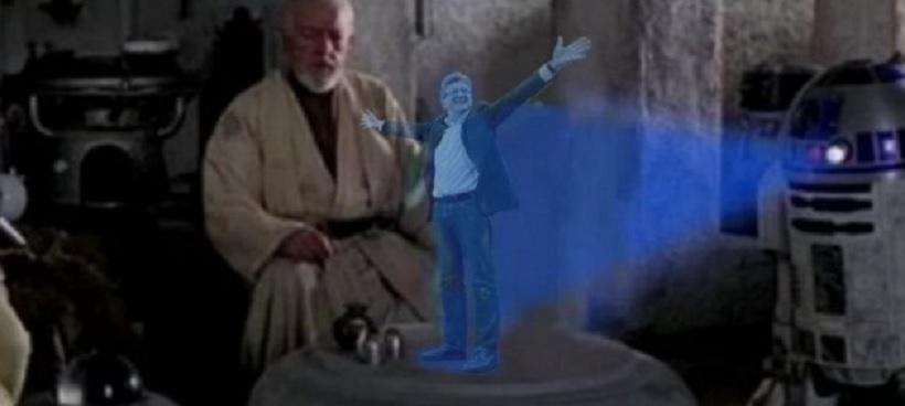melenchon-hologramme