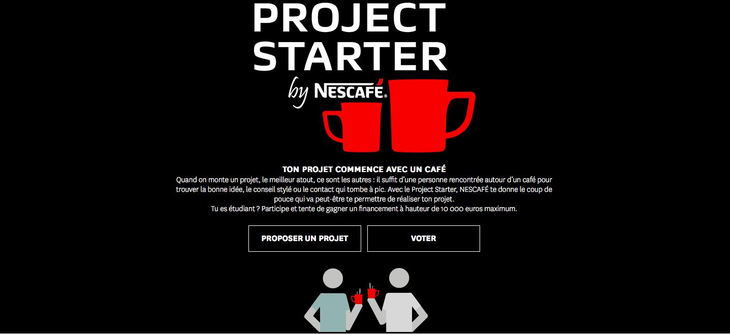 nescafe-projetc-starter