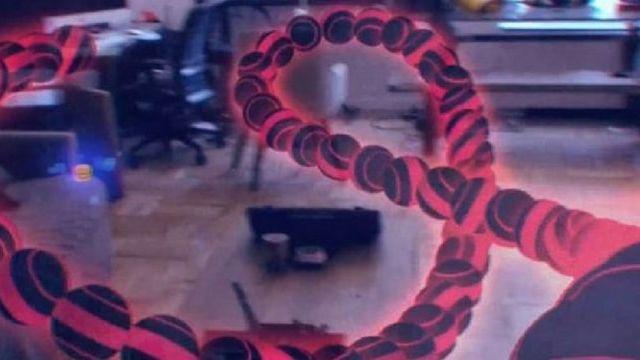 Cybersnake - Snake en réalité mixte