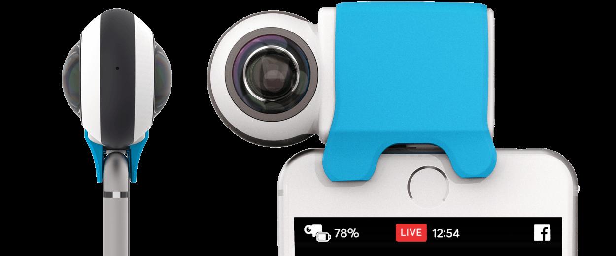 mini-caméra 360 de Giroptic