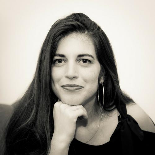 judith aquien portrait noir et blanc