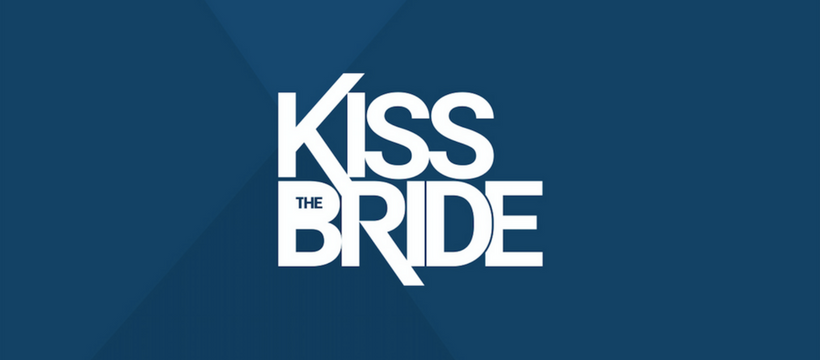 logo kissthebride