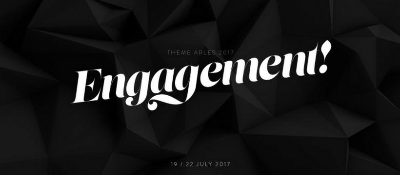 affiche napoléons arles 2017 thème Engagement