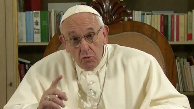 Ted Talk Pape François