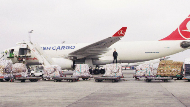 Jerome Jarre Cargo Turkish Airlines
