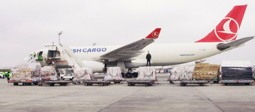 Jerome Jarre Cargo Turkish Airlines