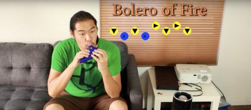 Zelda Maison connectée