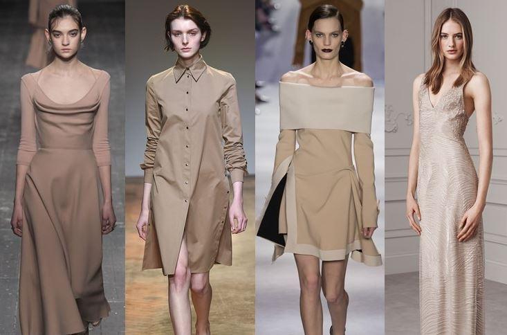 La mode se met aux couleurs nude