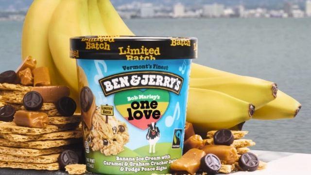 Ben & Jerry's lance une glace en hommage à Bob Marley