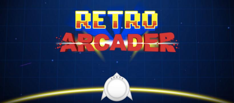 image jeu retro arcader