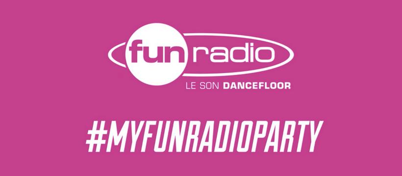 logo fun radio party