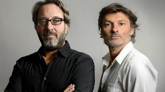 Arnaud le Bacquer et Hugues Pinguet