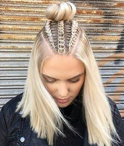 hairstyle chaman